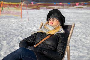 Znana blogerka — Mamagerka w naszym pensjonacie!